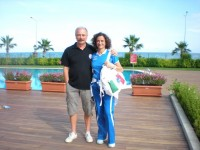 Rita Gramellini - European Open Water Swimming Cup Antalya 2011